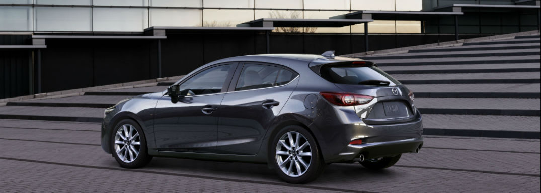 Passive Safety Features 2017 Mazda3
