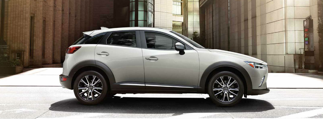 2017 Mazda CX-3 Engine Power and Fuel Efficiency