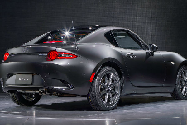 2017 mazda mx 5 miata rf pricing information. Black Bedroom Furniture Sets. Home Design Ideas