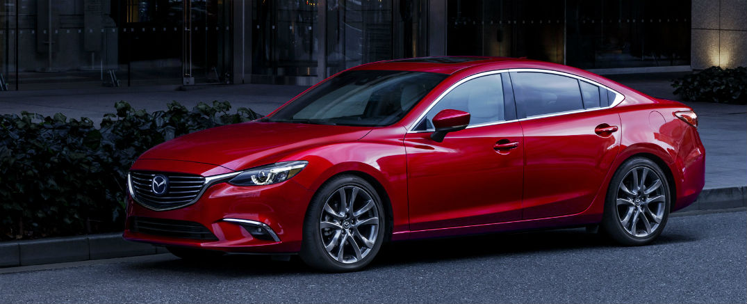 Performance and efficiency help make 2017 Mazda6 a top pick