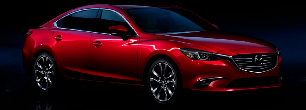Innovative safety features give 2017 Mazda6 unprecedented safety rating