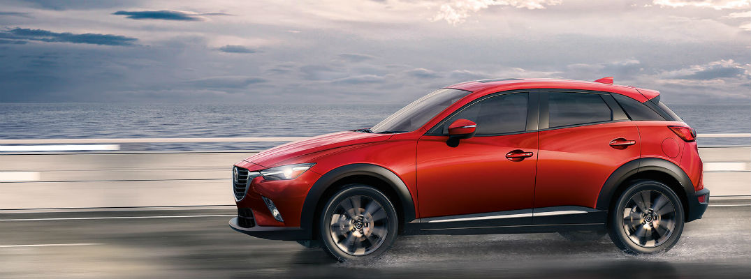 "Three Mazda vehicles named ""Top Safety Pick+"" for 2017 model year"