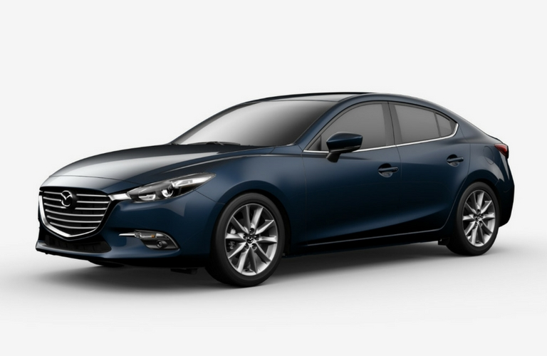 2017 Mazda3 Exterior Color Options
