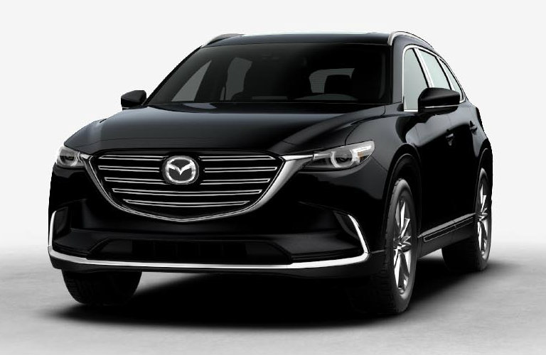2017 Mazda Cx 9 Color Options