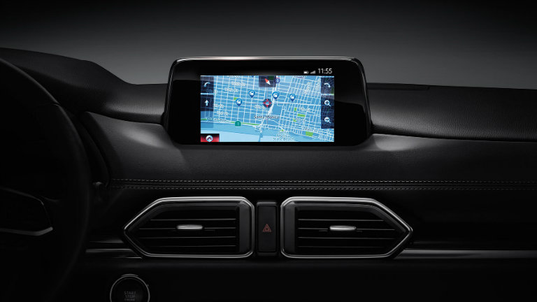 When will Mazda vehicles have Apple CarPlay and Android Auto?
