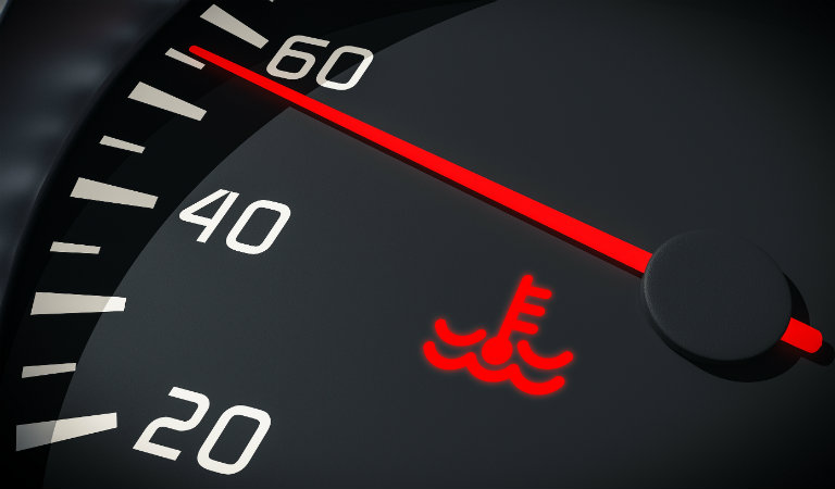 Does warm weather cause cars to overheat?