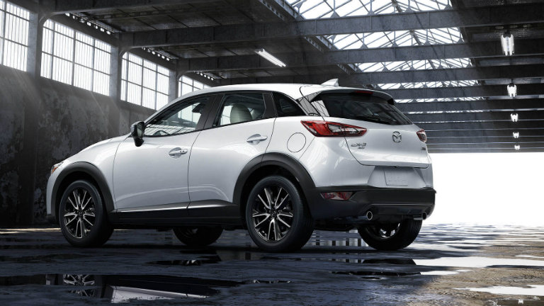 What Is Mazda S Biggest Suv