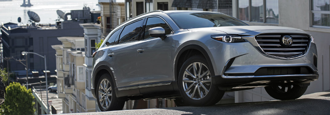 2017 Mazda CX-9 engine performance and towing capacity