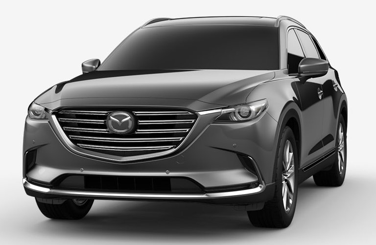 2018 Mazda CX-9 in Machine Gray Metallic