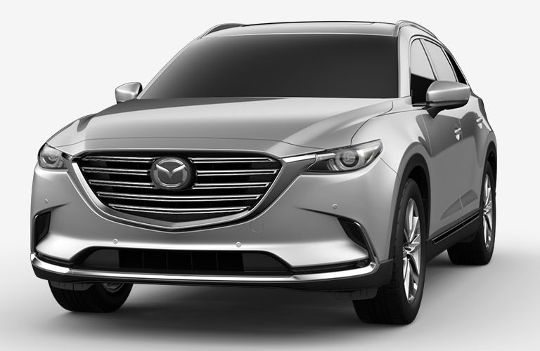 2018 Mazda Cx 9 Color Options