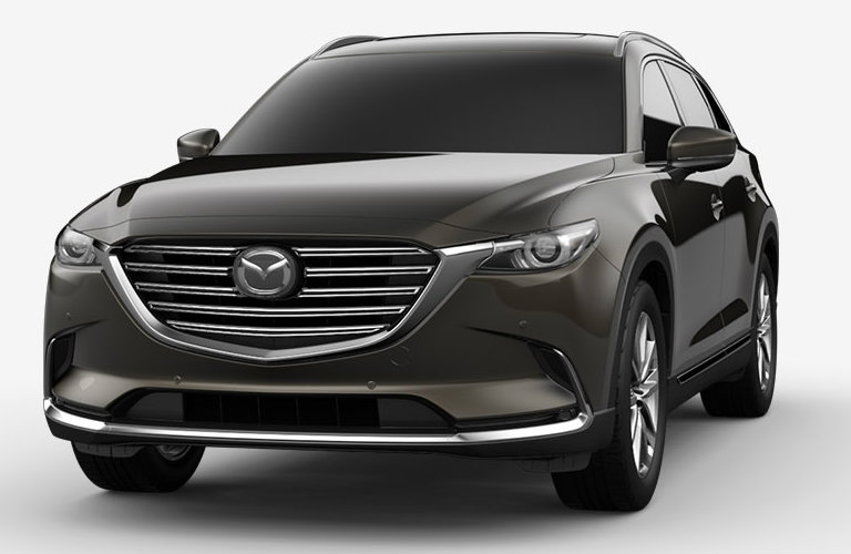 2018 Mazda CX-9 in Titanium Flash Mica