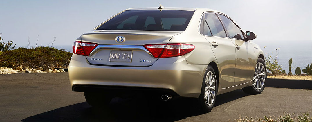 Differences Between The 2016 Toyota Camry And 2015 Toyota