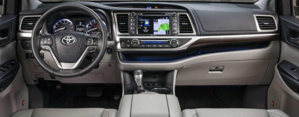 What's New for the 2016 Toyota Highlander? at J. Pauley Toyota-Fort Smith
