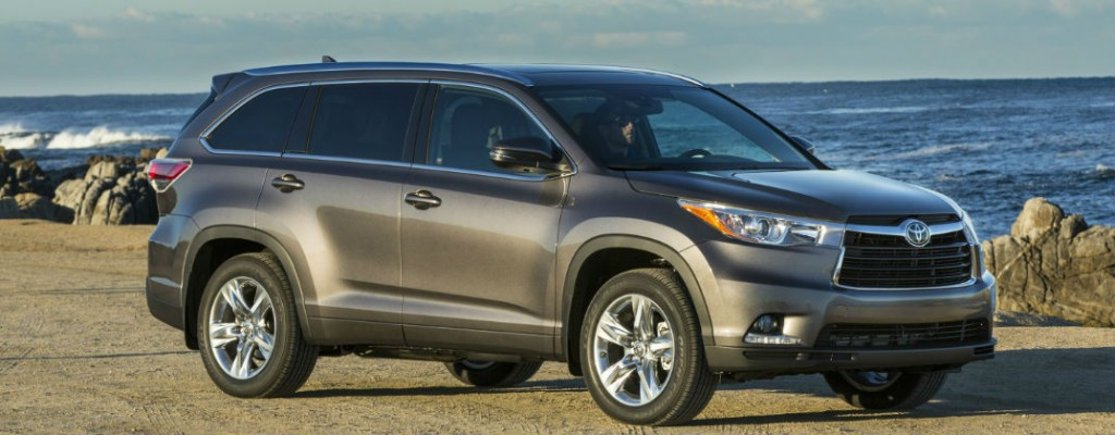 Whatu0027s New For The 2016 Toyota Highlander? At J. Pauley Toyota Fort Smith