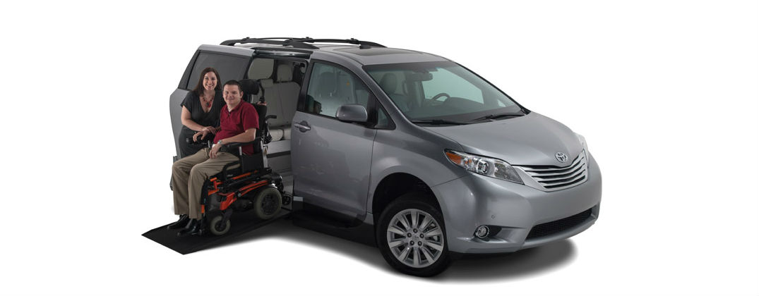 Toyota Sienna Auto Access Seat Features