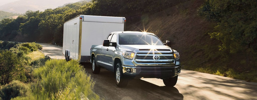 2016 Toyota Tundra Towing And Payload Capacity At J. Pauley Toyota Fort  Smith AR