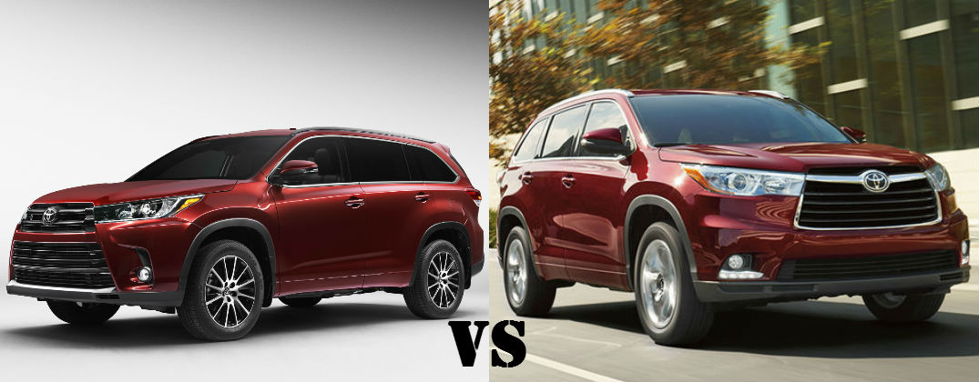 What's New for the 2017 Toyota Highlander?