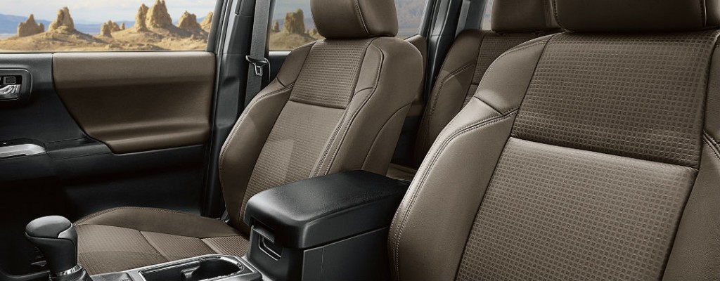 How To Clean Cloth And Leather Seats In Your Toyota At J Pauley