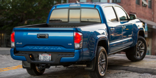 2016 Tacoma Towing Capacity >> What is the Towing Capacity of the 2016 Toyota Tacoma?