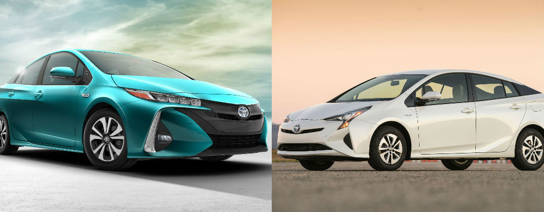 2017 toyota prius prime vs 2016 toyota prius. Black Bedroom Furniture Sets. Home Design Ideas