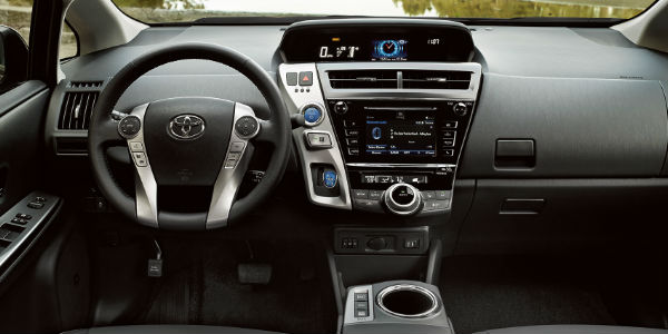 official 2017 toyota prius v release date and design. Black Bedroom Furniture Sets. Home Design Ideas