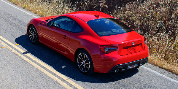 Official 2017 toyota 86 power and performance specs for Toyota 86 exterior mods
