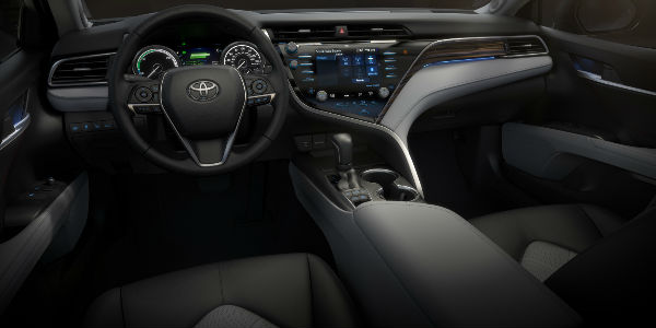 Official 2018 toyota camry release date and features for 2018 toyota camry xse interior