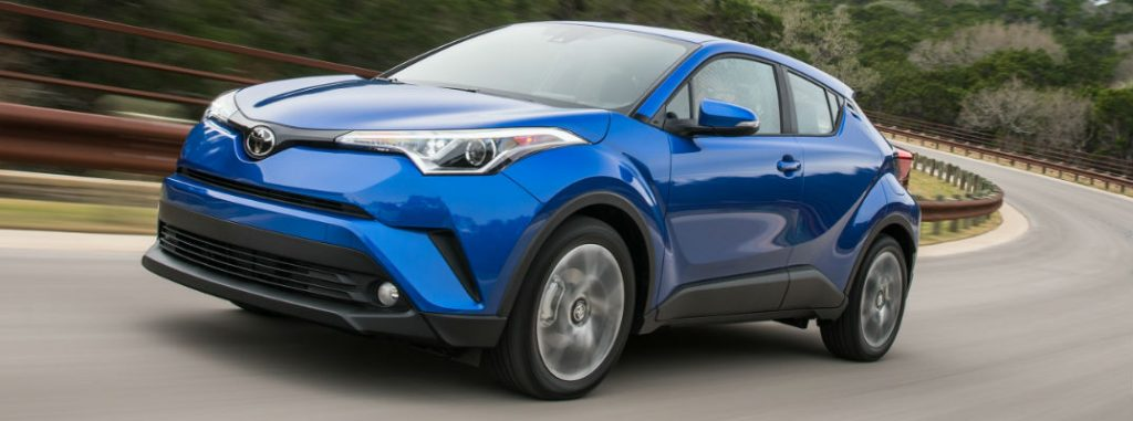 Official 2018 Toyota C-HR Power and Fuel-Economy Specs