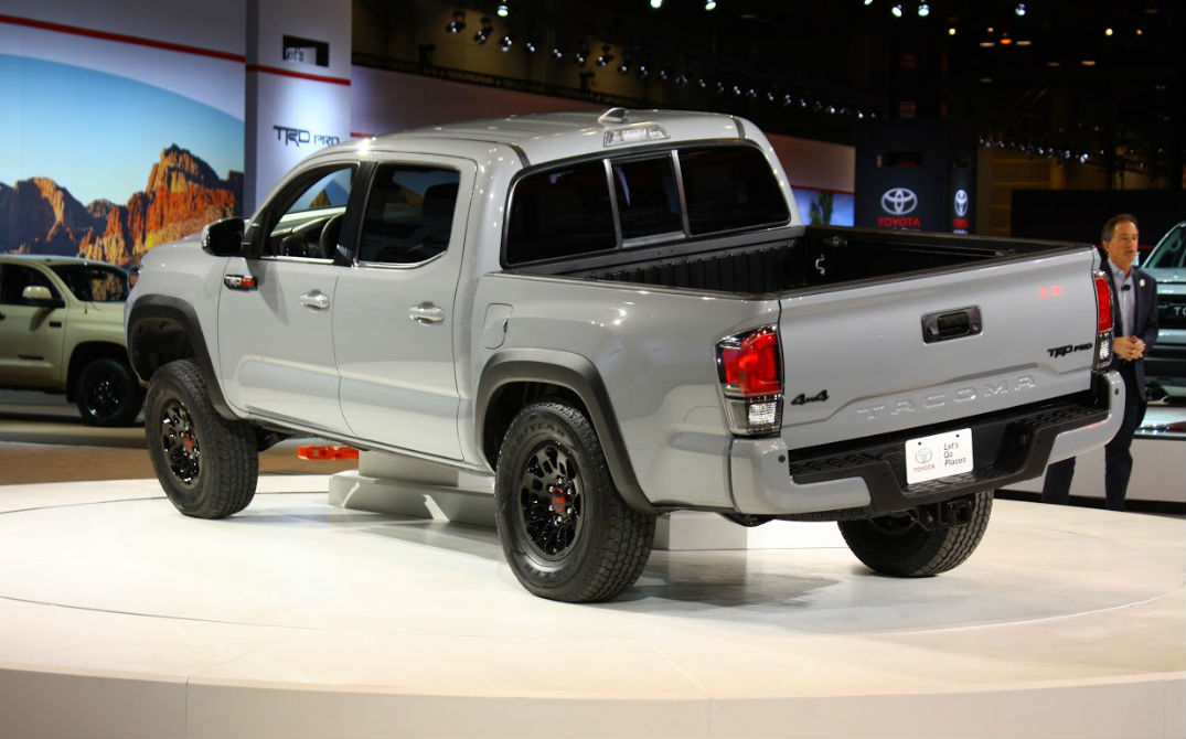 2017 Toyota Tacoma Colors 2017 2018 Best Cars Reviews