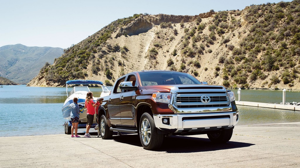 2014 Toyota Tundra accessories for winter