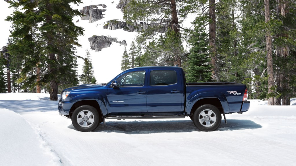 Toyota Tacoma Towing Capacity >> 2015 Toyota Tacoma Towing Capacity