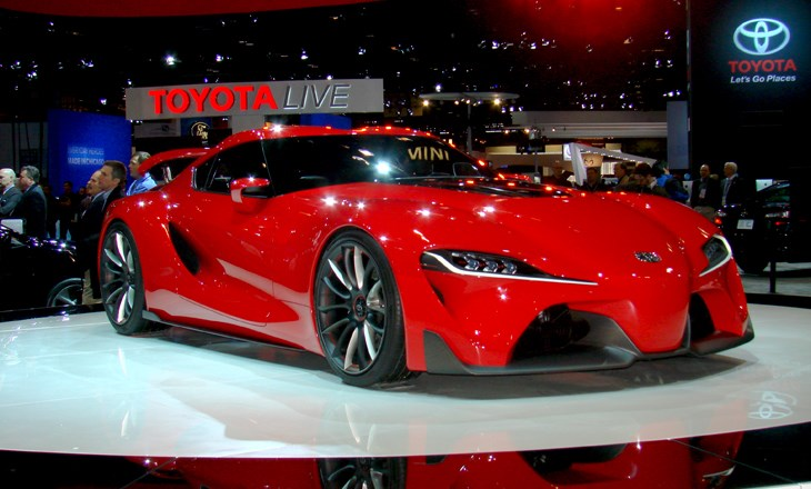 2014 Toyota Concept Cars