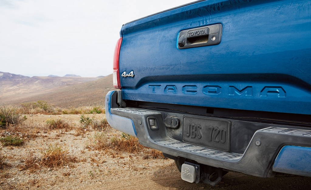 2016 Tacoma Towing Capacity >> 2016 Toyota Tacoma engine specs and towing capacity