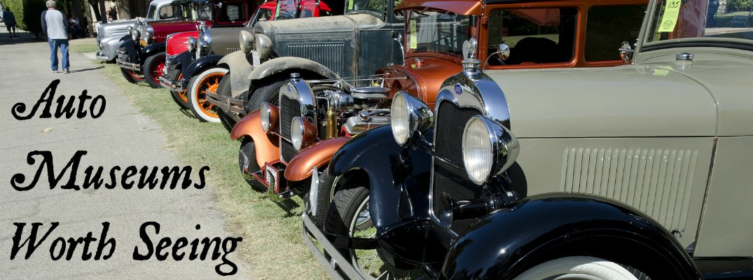 Car Museums near Janesville WI