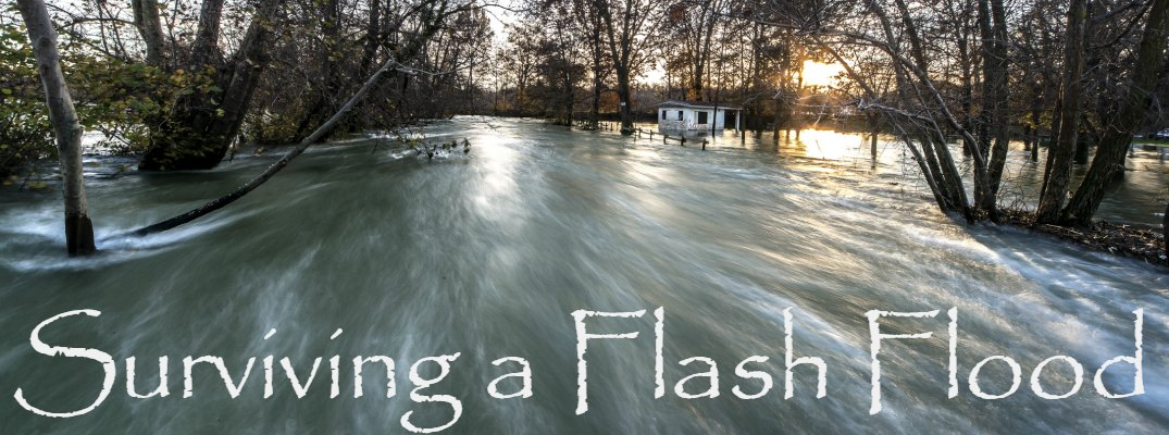 Stay Safe in a Flash FLood
