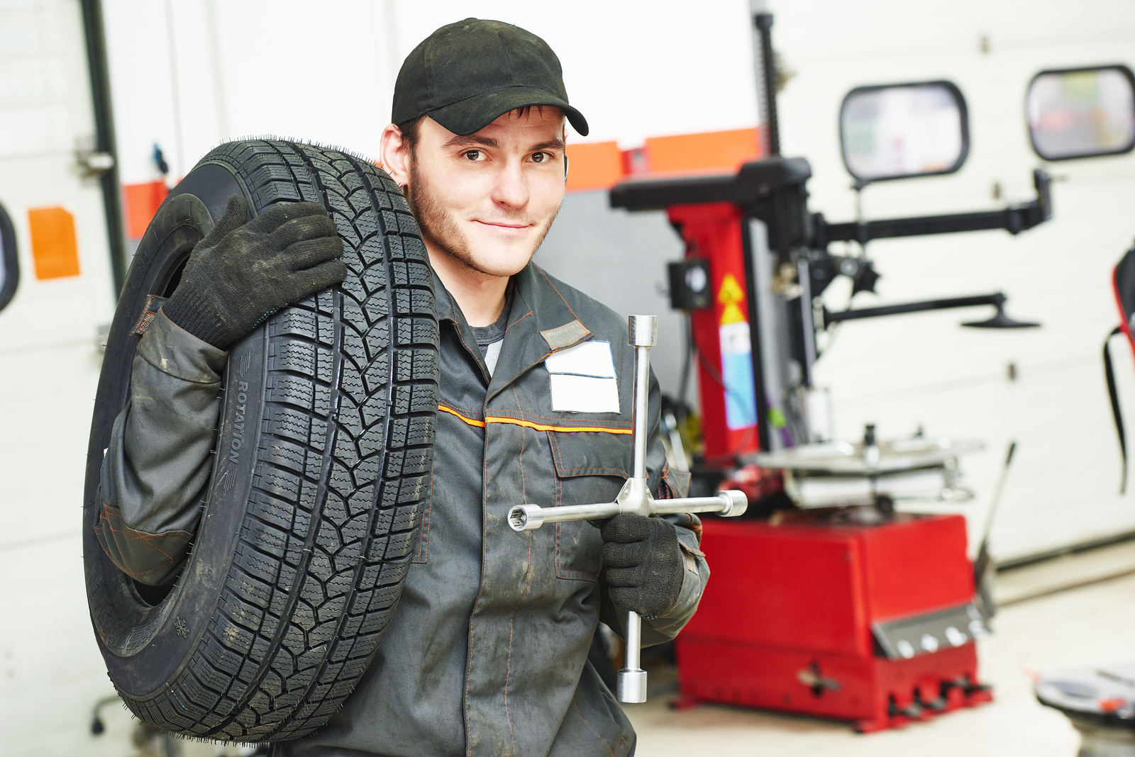 Spring Tire Service Janesville WI
