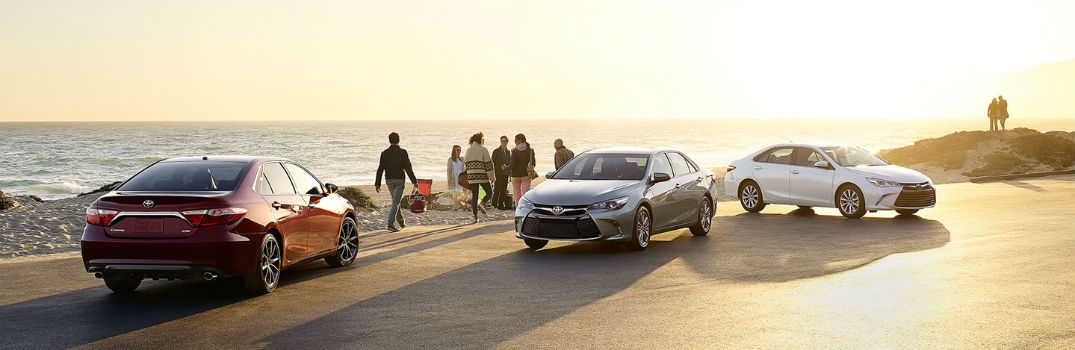 2017 Toyota Camry Specs and Features