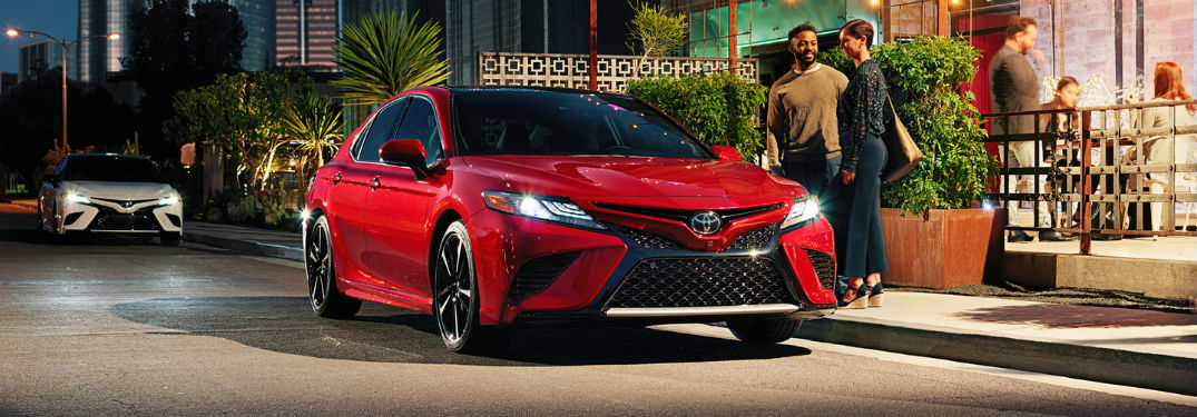 2018 Toyota Camry Specs Features