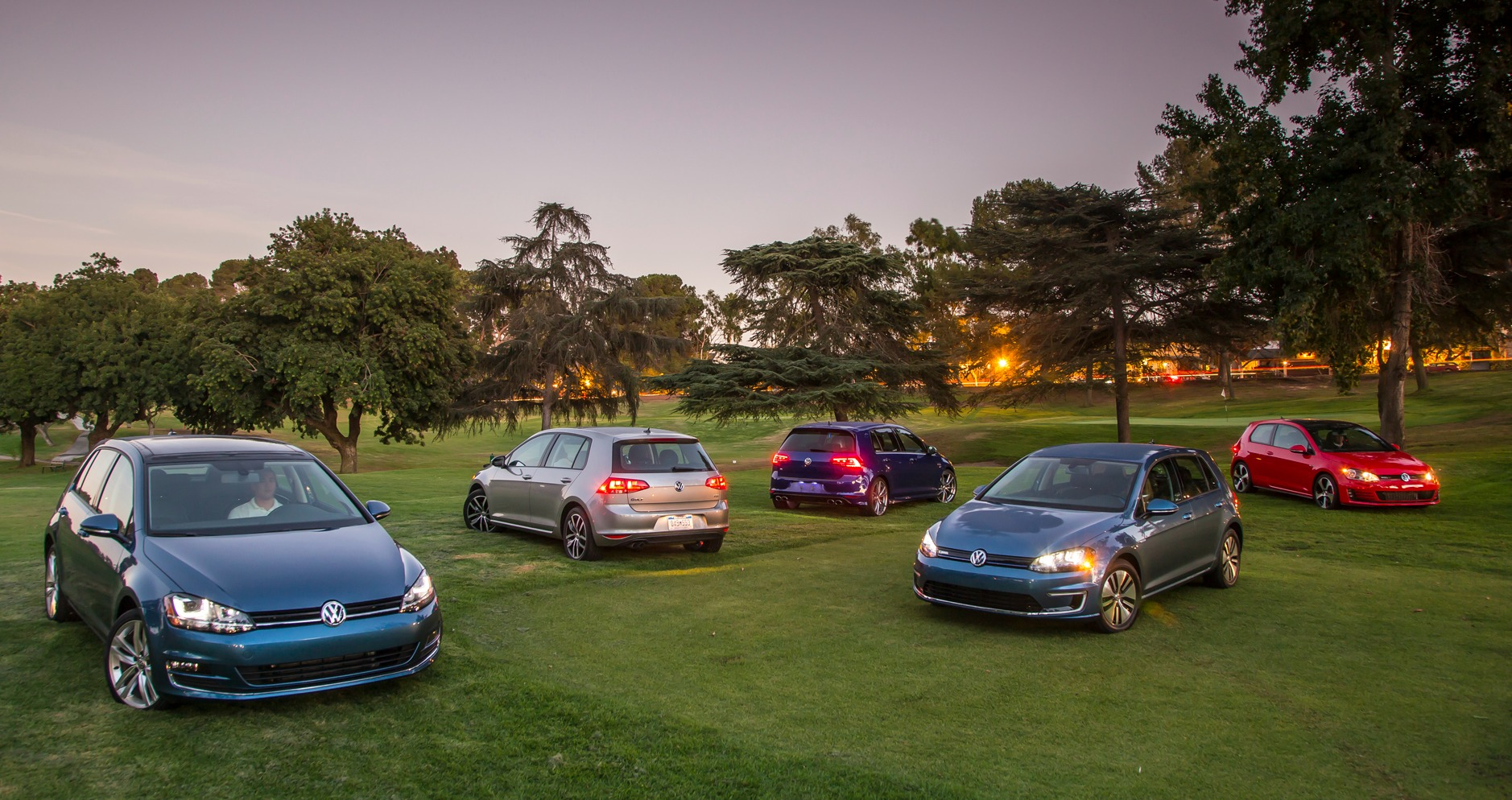 2015 VW Golf Motor Trend Car of the Year