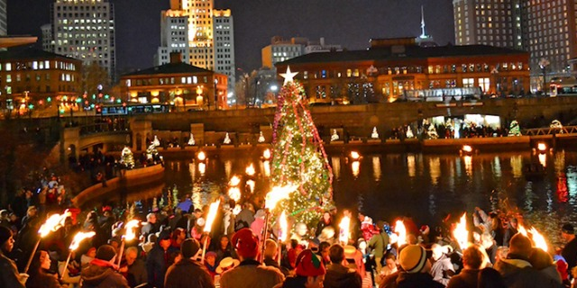 Your Christmas Calendar Holiday Events In The Providence