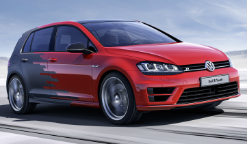 Golf R Touch Concept