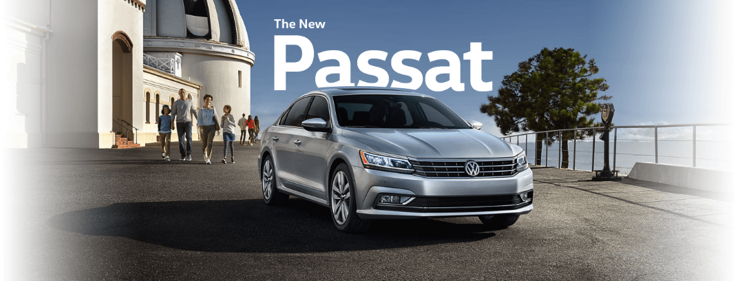 2016 Volkswagen Passat Top Safety Pick +
