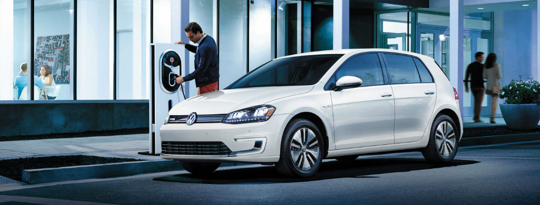 2016 Volkswage e-Golf Rhode Island DRIVE rebate program