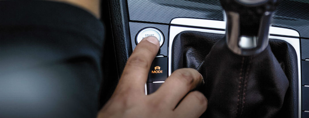 Using Push Button Start