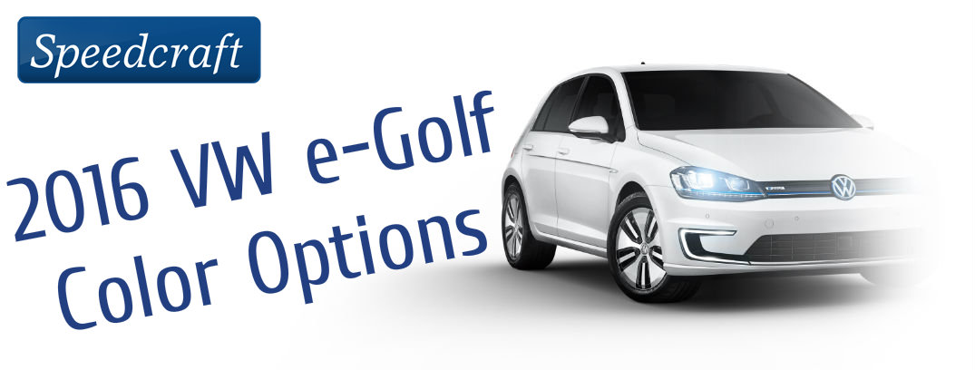 2016 volkswagen-e golf exterior front faded speedcraft color options