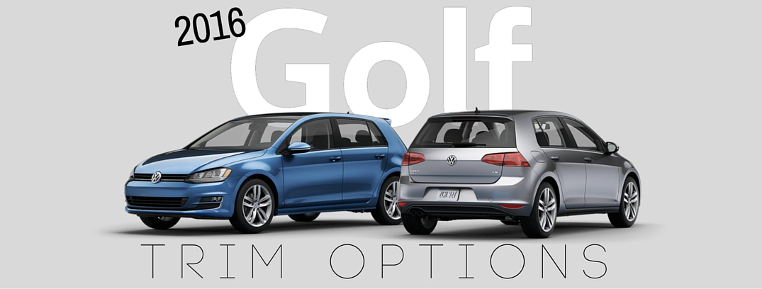 2016-volkswagen golf trim options