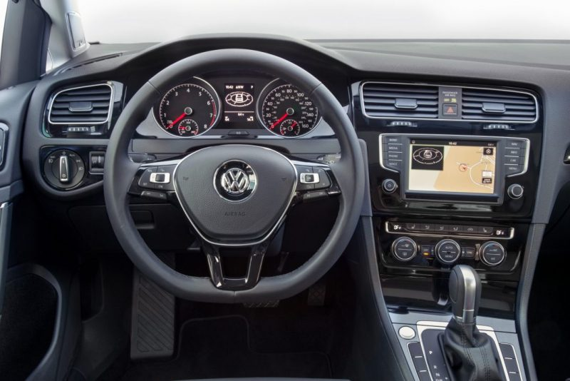 2017 Volkswagen Golf Wolfsburg Edition