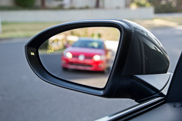 How Does The Volkswagen Blind Spot Monitor Work
