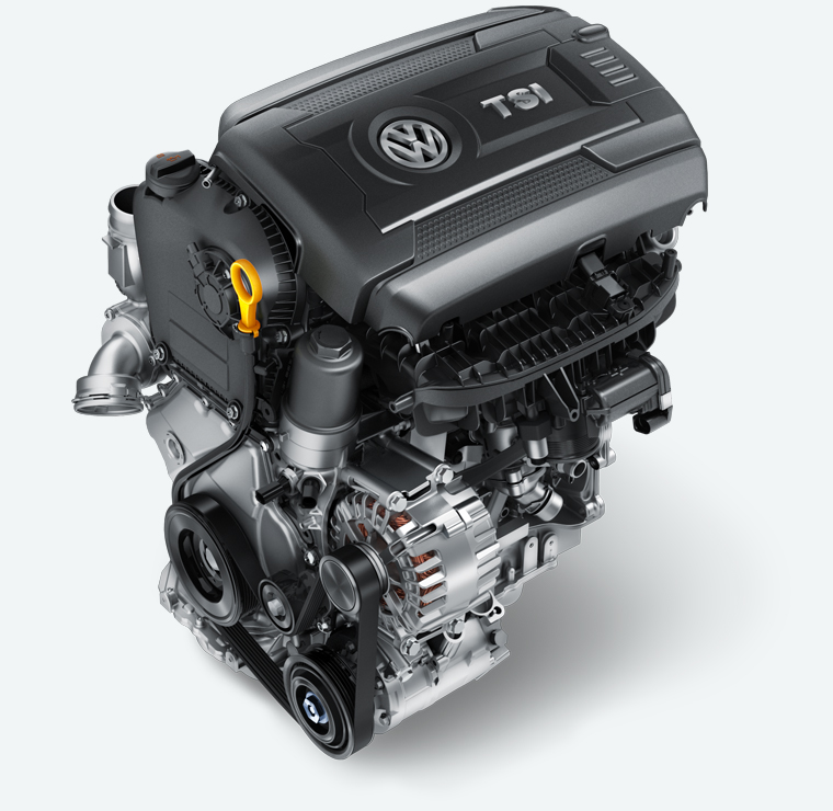 Volkswagen-1.8T-engine - Trend Motors