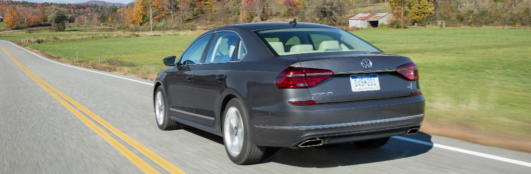 How the 2016 VW Passat Adaptive Cruise Control Works